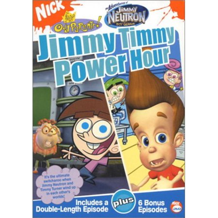 Adventures of Jimmy Neutron: Fairly & Jimmy Timmy