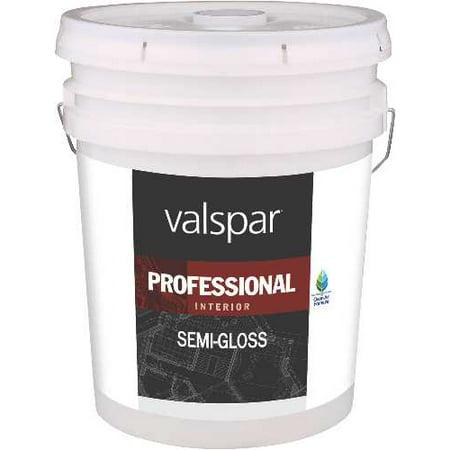 Interior High Hide Latex Paint White Semi Gloss 5 Gallon