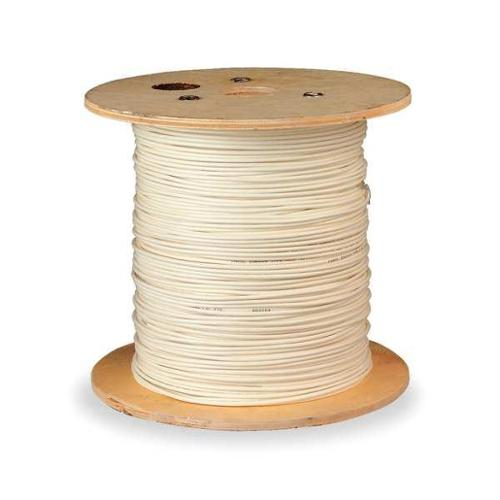CAROL 18 AWG Conductor Coaxial Cable 100 ft. NAT, C3525.41.86