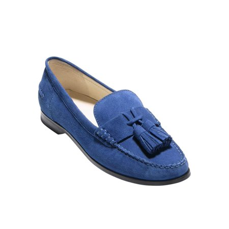 Cole Haan Womens Emmons Tassel Closed Toe Loafers ()