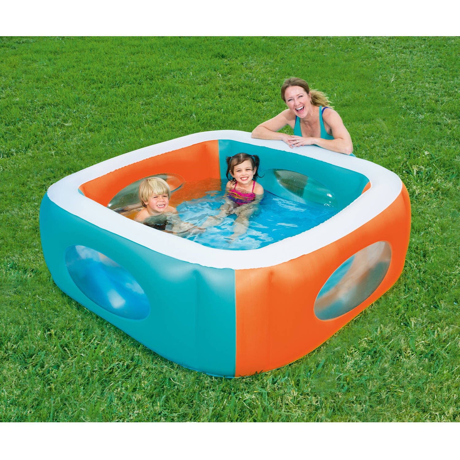 Window Inflatable Pool