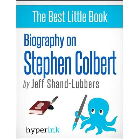 Biography of Stephen Colbert - eBook](Halloween Stephen Colbert)