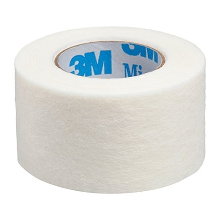Micropore Surgical Medical Tape  1  X 10 Yards  Paper  White  3M 1530 1   Each