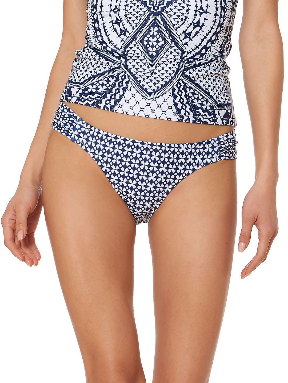 Printed Hipster Bikini Bottom