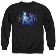 Star Trek Beyond Galaxy Beyond Mens Crew Neck Sweatshirt