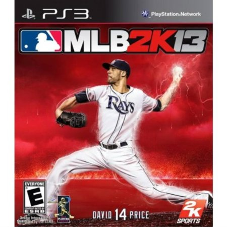 Mlb Home Runs - MLB 2K13 (PS3)