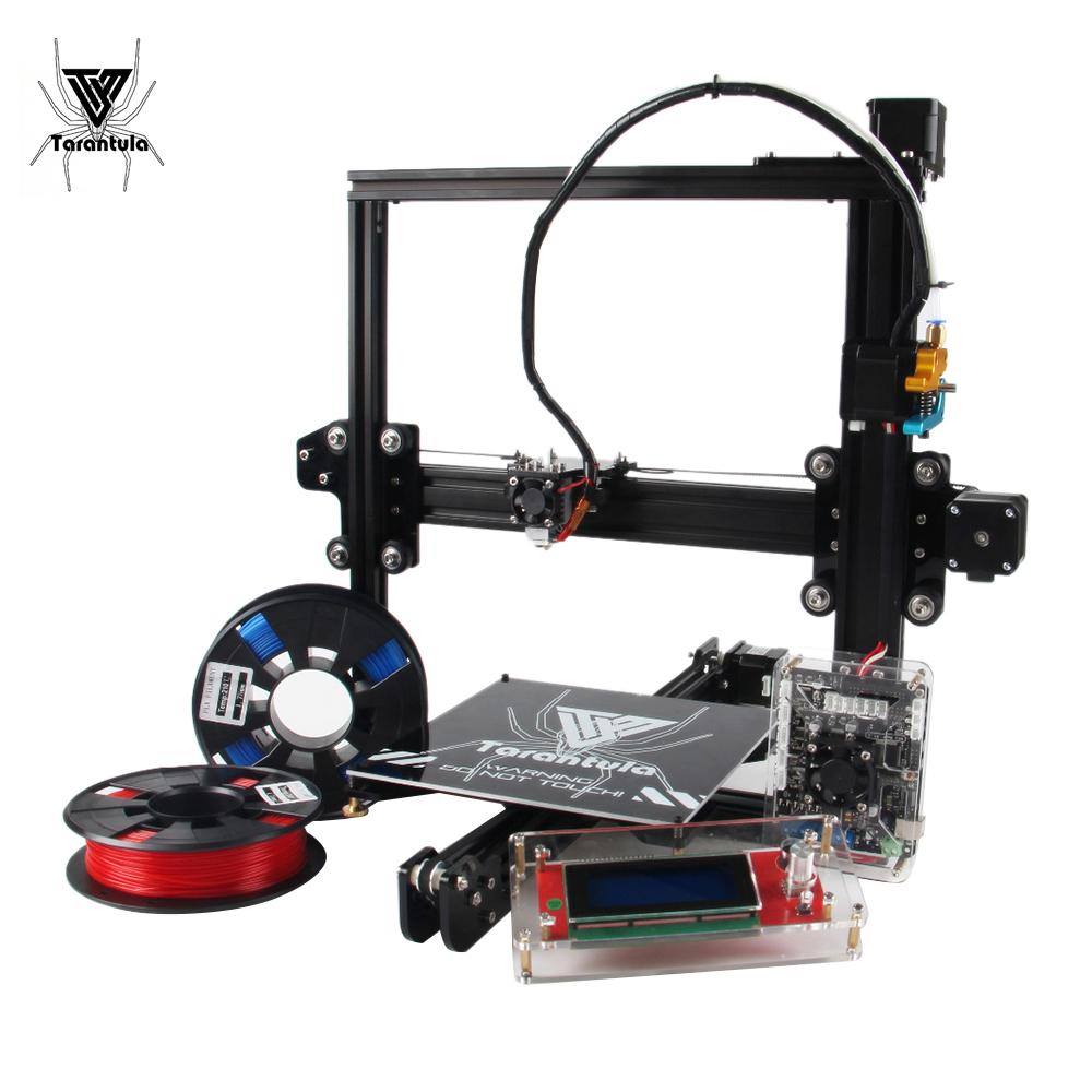 TEVO Tarantula I3 Aluminium Extrusion 3D Printer Kit Auto...