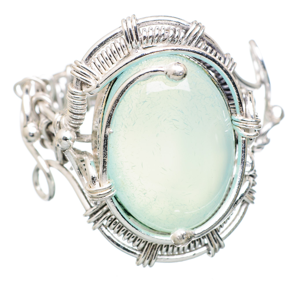 Ana Silver Co Aqua Chalcedony 925 Sterling Silver Ring Size 9 RING833029 by Ana Silver Co.