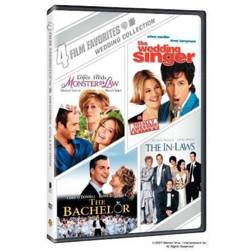 Wedding Collection: 4 Film Favorites (Widescreen)
