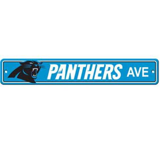 99571b5ca Carolina Panthers Ave Street Sign 4