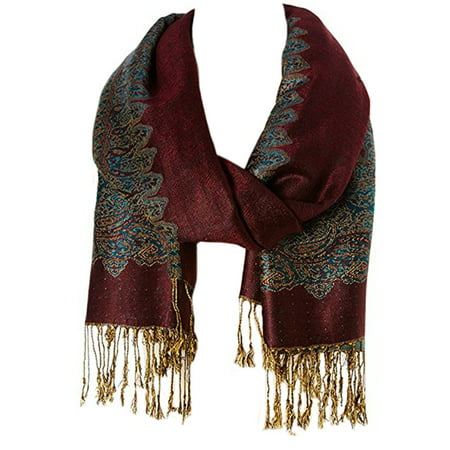 Stylish and Fashionable High Class Women's Scarf and Pashmina (Maroon)…