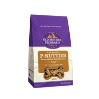 Old Mother Hubbard Classic Crunchy Natural Dog Treats, P-Nuttier Mini Biscuits