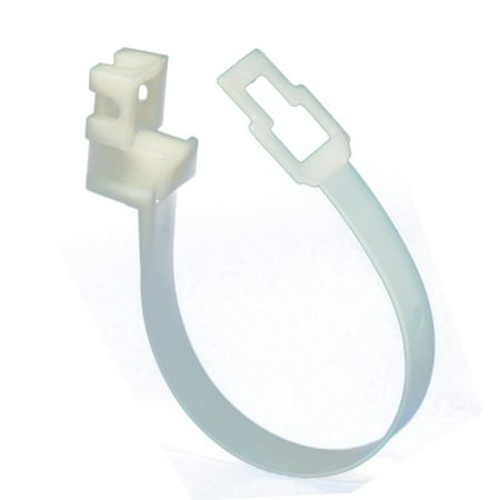 Arlington Cable Support (Arlington TL20-100 The Loop Cable Hangers Hanger for Communications Cable Support, 100-Pack, 2-Inch)