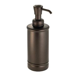 New York Bathroom Soap Pump Lotion Dispenser Bath Sink Accessories, Oil Rubbed Bronze - Tall (Bathroom Dispenser)