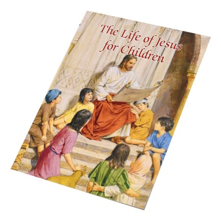 Catholic Book Publishing The Life Of Jesus For Children (Catholic Classics)](Halloween Catholic)