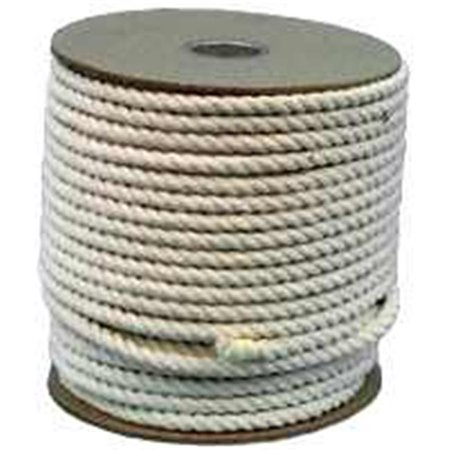 Synthetic Rope - Wellington 11285 Rope, 300 ft L, 1/2 in Dia, Cotton/Synthetic