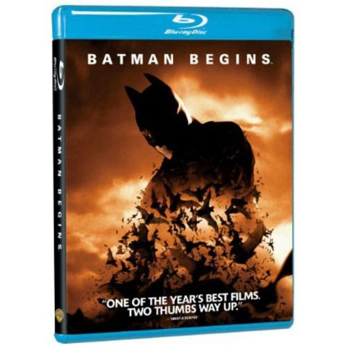 Batman Begins (Blu-ray) (Widescreen)
