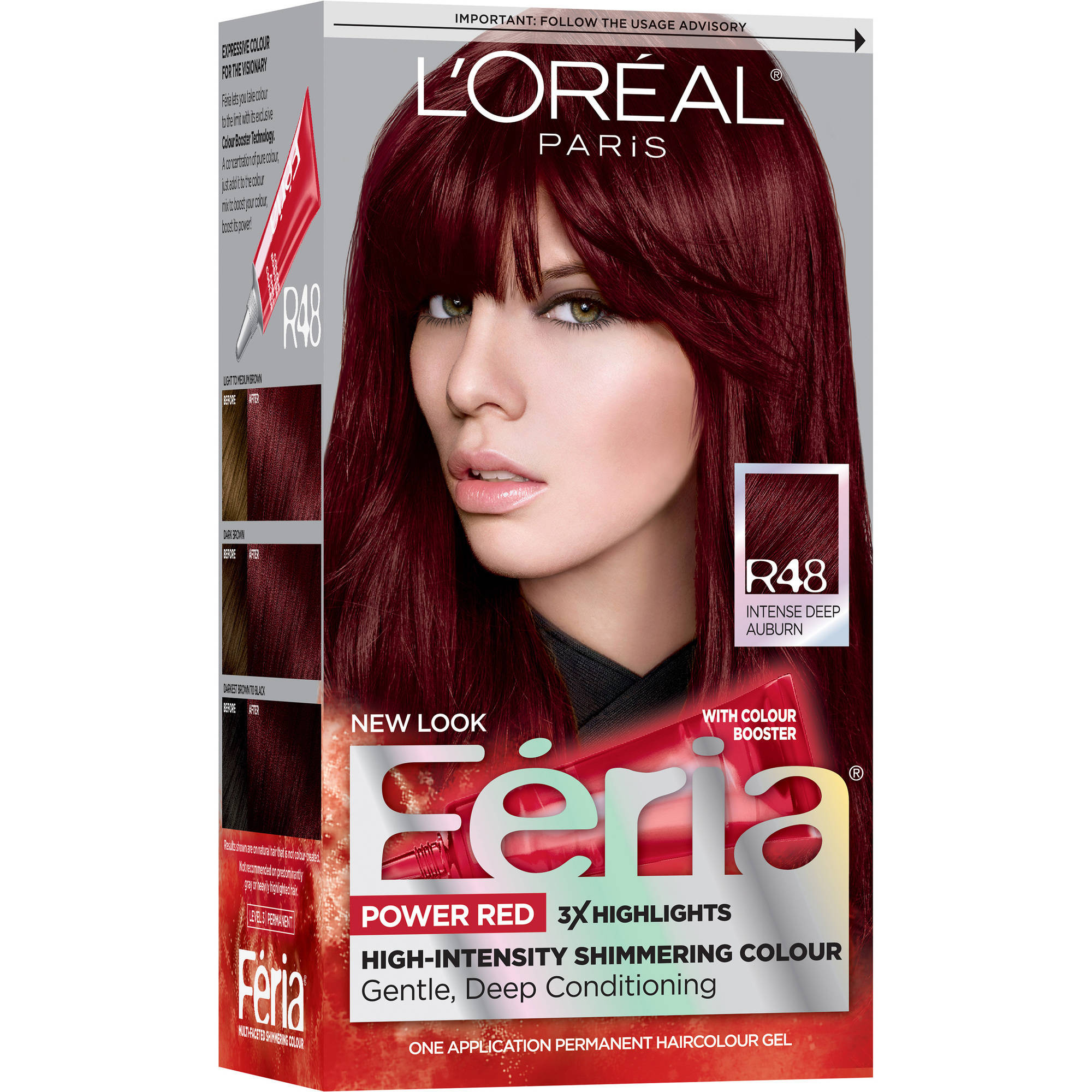 Feria Red Of Feria Red Hair Color Dagpress Com