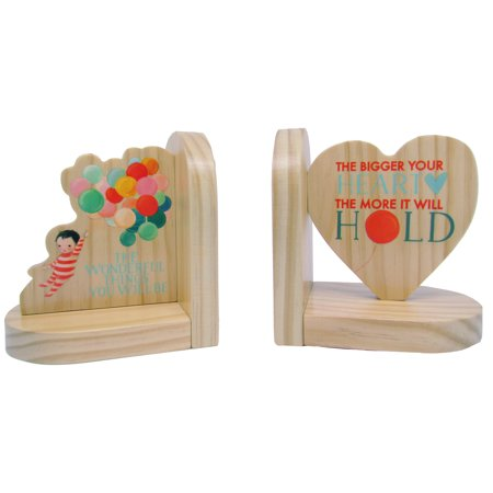 The Wonderful Things Bookends