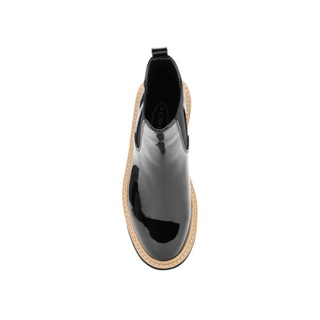 Scoop Cara Chelsea Boots with Lug Sole Women's