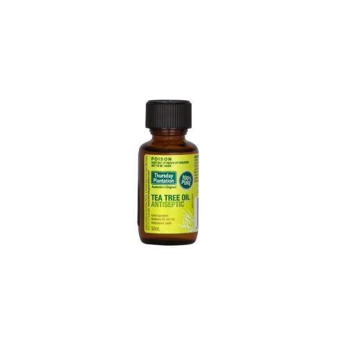 100% Pure Tea Tree Oil Thursday Plantation 50 ml Liquid
