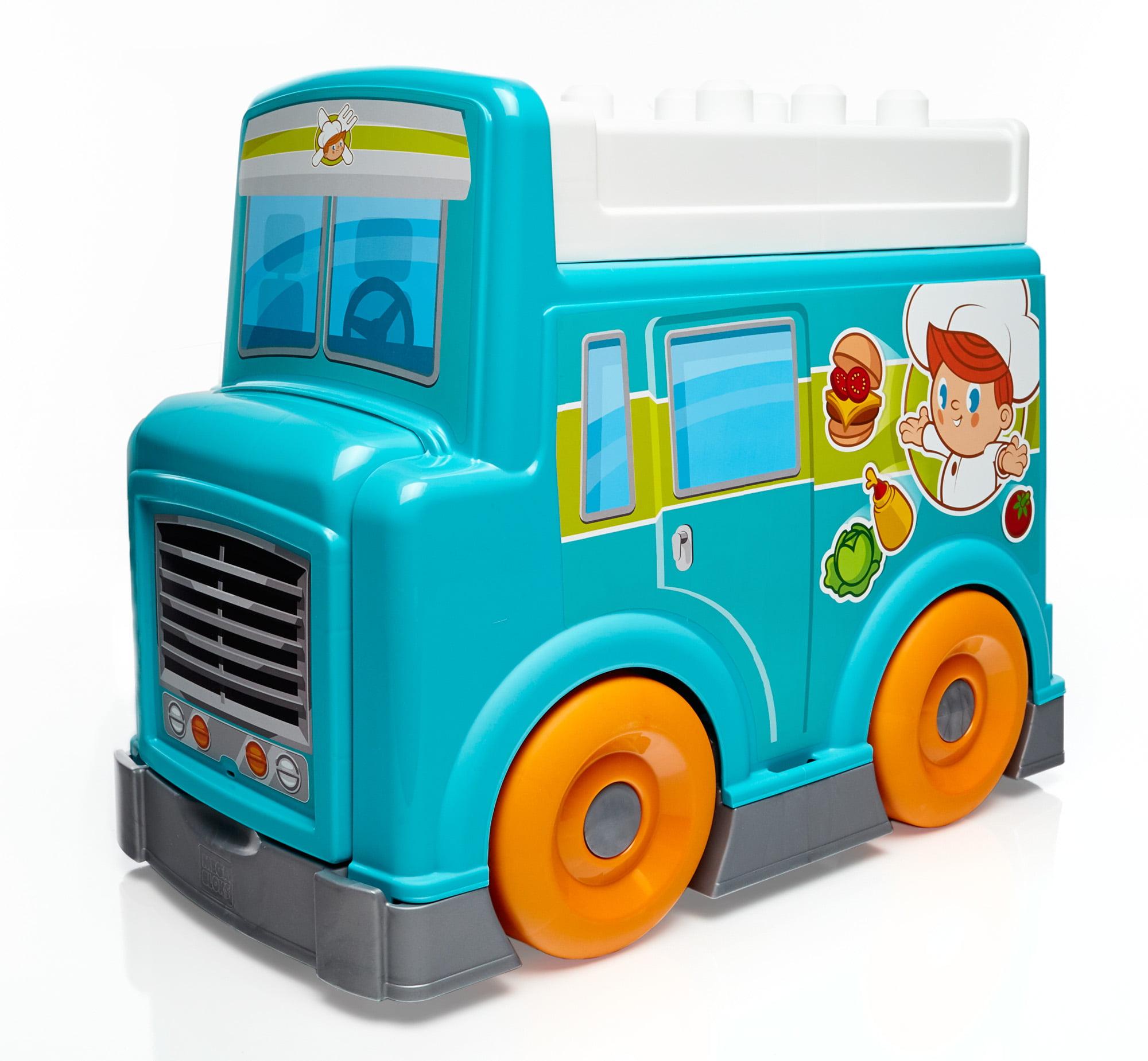 Mega Bloks Food Truck Kitchen by Mattel