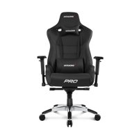 AKRacing Pro Gaming Chair, Black