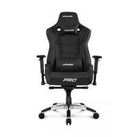 AKRacing Pro Gaming Chair, Black
