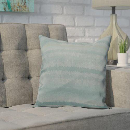 Ivy bronx dorazio raya de agua throw pillow walmart