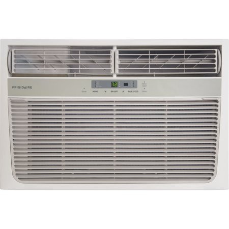 Frigidaire 11,000 BTU 115V Compact Slide-Out Chasis Air Conditioner/Heat Pump with Remote Control