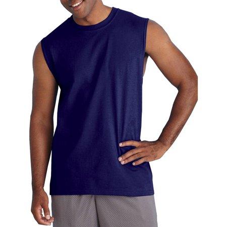 Gildan Big Mens Aquafx Performance Sleeveless T Shirt  2Xl