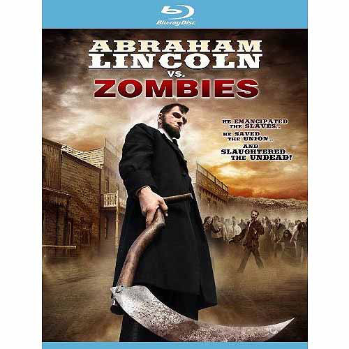 Abraham Lincoln Vs. Zombies (Blu-ray) (Widescreen) by ASYLUM HOME ENTERTAINMENT