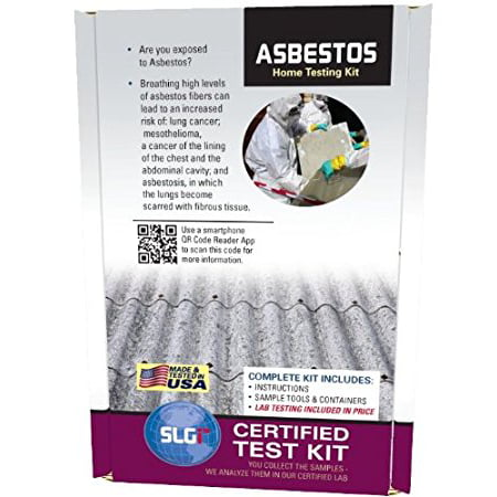 Asbestos Test Kit 1 PK (1 Bus. Day) Schneider Labs