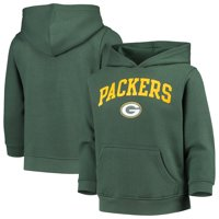 Youth Green Green Bay Packers Team Fleece Pullover Hoodie