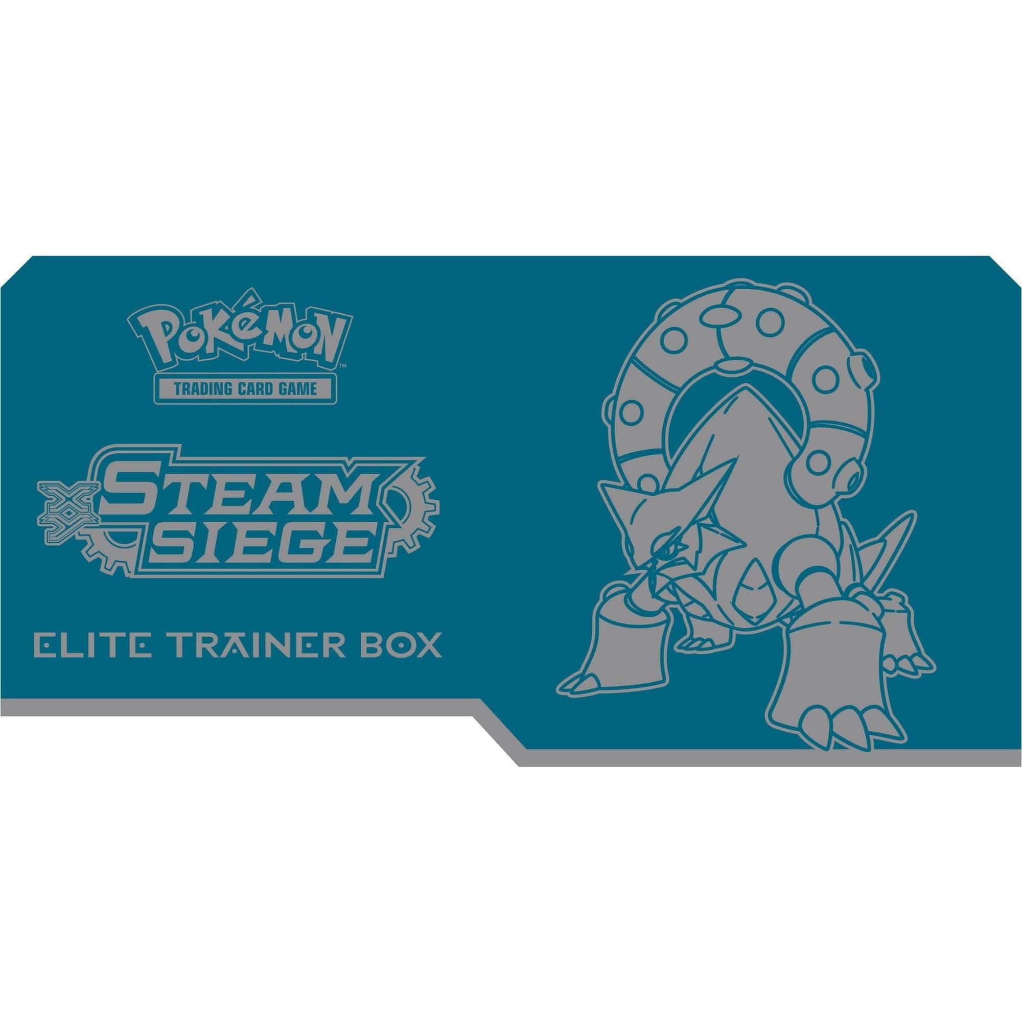 Pokemon XY Steam Siege Elite Trainer Box