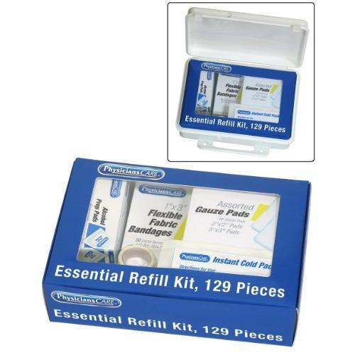 Acme United Essentialcare First Aid Refill - 129 X Piece[s] (90137_40)