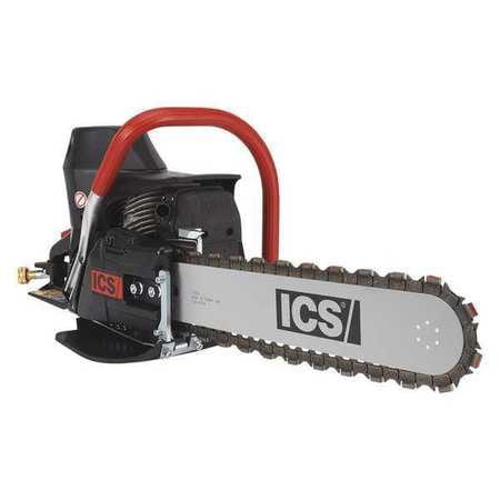 ICS 576153 Concrete Chain Saw,Gas,0.23 gal. G1822381 by ICS