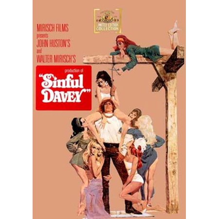 Sinful Davey (DVD)](Davey Havok Halloween)