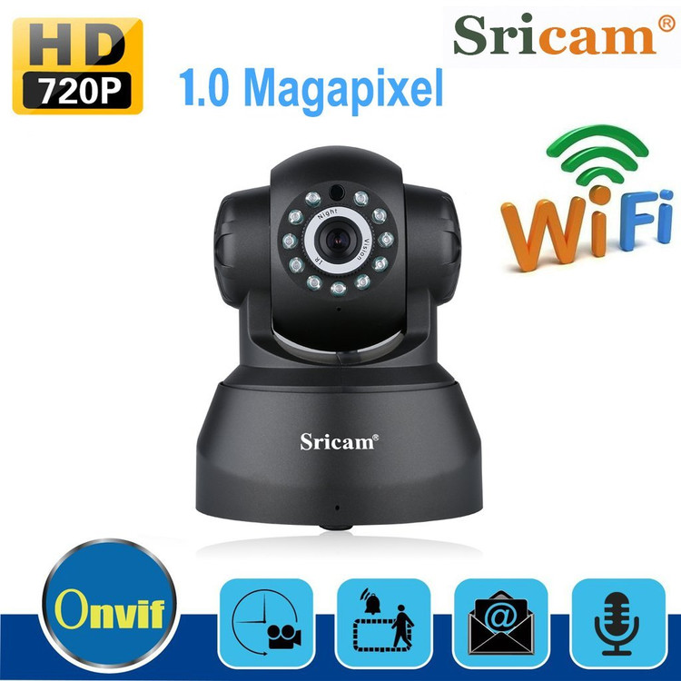 11 LED WiFi Camera Wireless IP CAM for Home Security PNP Dual Audio Camera with Night Vision
