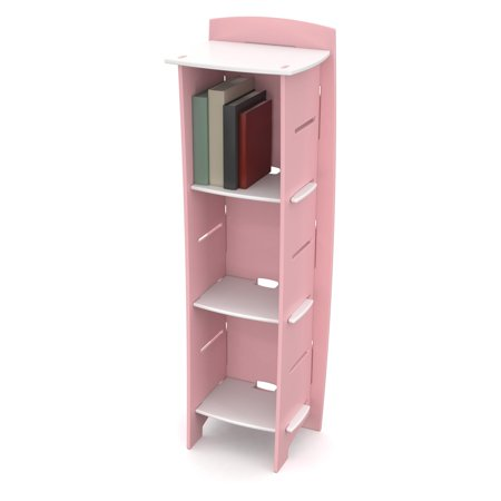 Legare Princess Adjustable 3 Shelf Bookcase