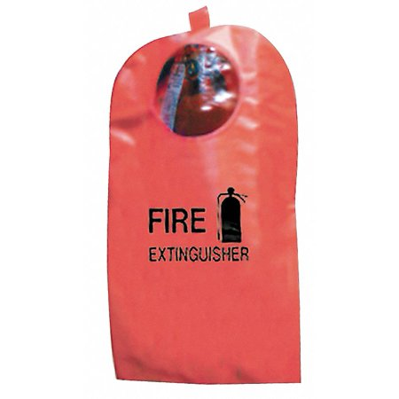 Steiner Fire Extinguisher Cover w/Window, Fits Tank Size 15 to 30 lb. (Extinguisher Cover)