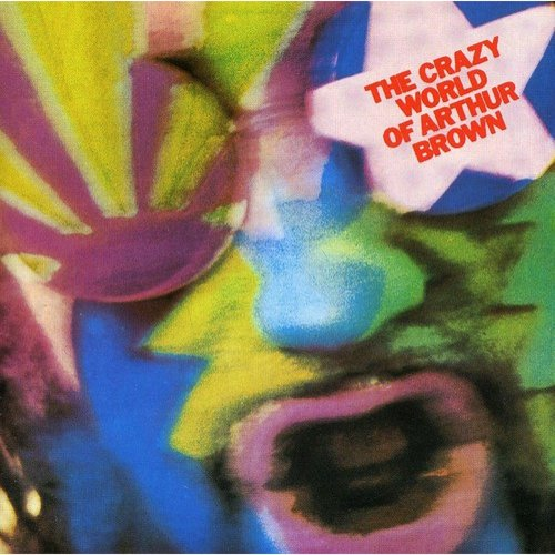 Crazy World Of Arthur Brown (Can) (Ger)
