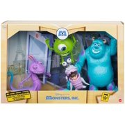 Disney / Pixar Monsters Inc Scare Pack Action Figure 4-Pack [Mike, Sulley, Boo & Randall]