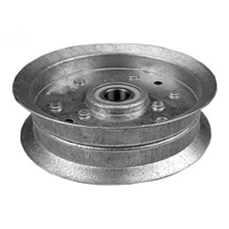 Flat Idler Pulley Replaces John Deere GY20110, GY20629