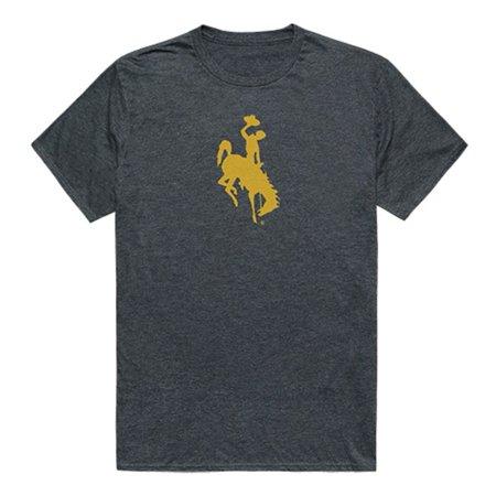 University of Wyoming Cowboys Cinder Tee T-Shirt