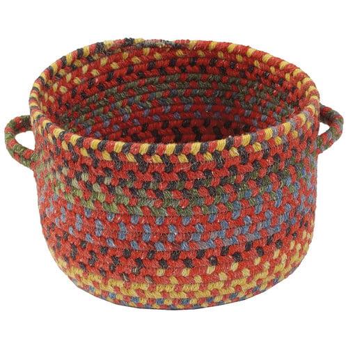 High Rock Braided Basket