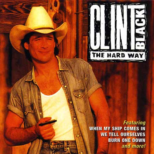 Clint Black - Hard Way [CD]
