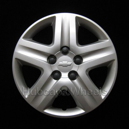 Chevrolet Corsica Wheel Hub - OEM Genuine Wheel Cover Fits 2006-2011 Chevrolet Impala - Professionally Refinished Like New - 16in Replacement Single Hubcap