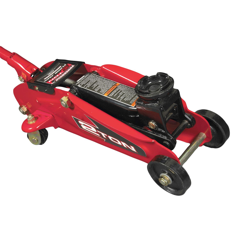 Powerbuilt 640181 2 Ton Trolley Jack