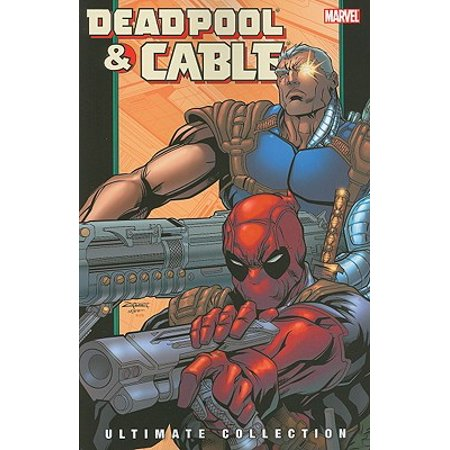 Cable Vs Deadpool (Deadpool & Cable Ultimate Collection - Book)